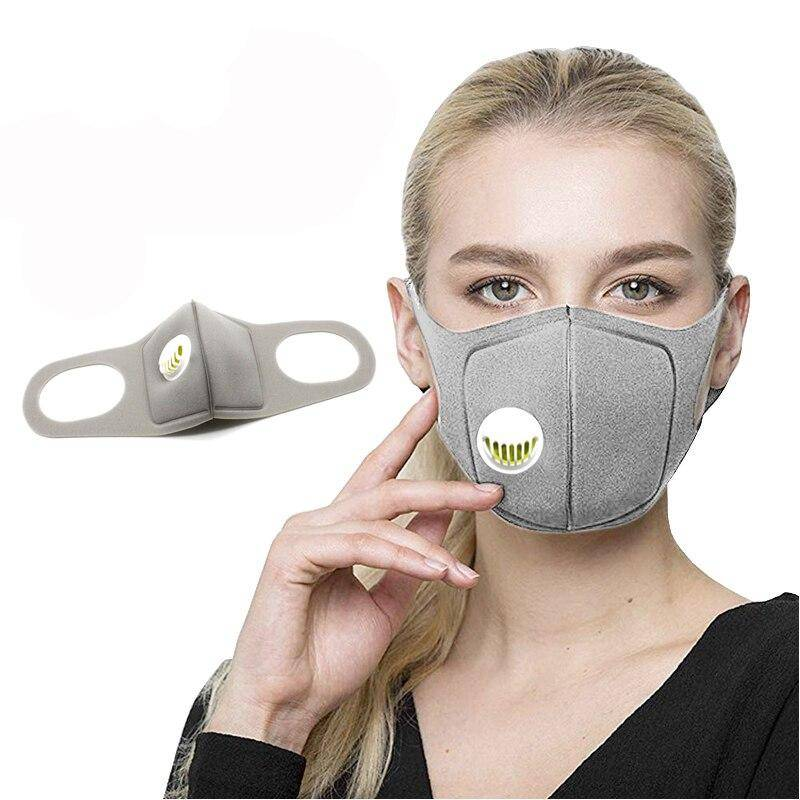 Coronavirus Dust Mask Activated Anti Pollution Cycling Sport